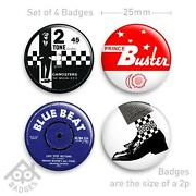 Ska Badges