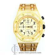 Joe Rodeo Diamond Watch