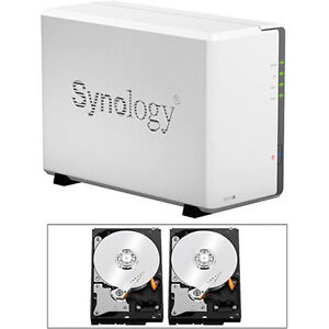 THIS IS A 100% STEAL/SYNOLOGY 6TB DS SERVER