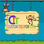 Custom Tee's for Tots