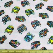 VW camper Fabric