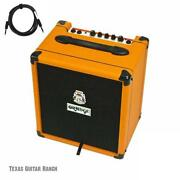 Orange Bass Amp