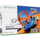 Xbox One S 500GB Console Forza Horizon 3 Hot Wheels Bundle