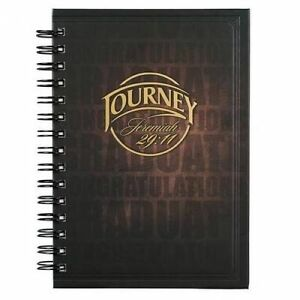 Journal Large Wirebound Journey Jer 29: 11 by  -Hcover