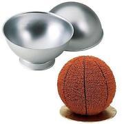Basketball Cake Pan