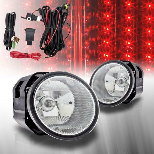 Nissan Frontier Fog Light Kit Ebay