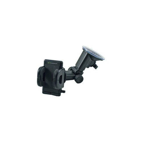 BRACKETRON GWM702BL GPS Pro Heavy Duty Windshield Mount and Holder - Adjusts ...