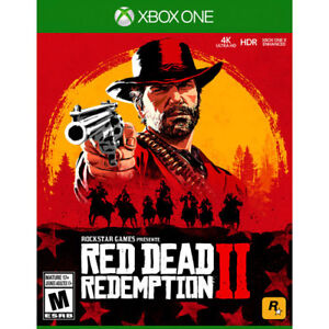 XBOX 1 - Red Dead Redemption 2