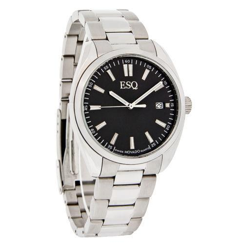movado men s watches new used luxury vintage esq movado mens watch