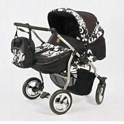 Twin Prams Pushchairs