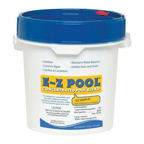 E-Z Pool 10 lb Bucket