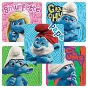 Smurf Stickers