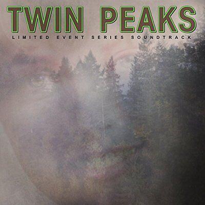 Twin Peaks Limited Event Series Soundtrack Vinyl 2Xlp Black 180 Gram Sealed New