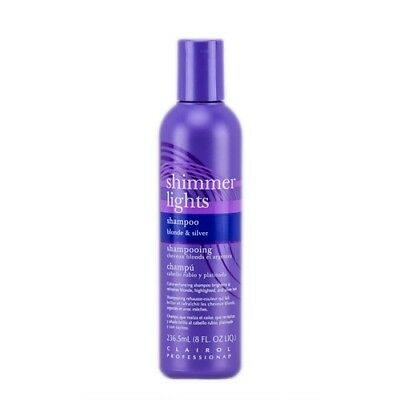 Clairol Shimmer Lights Color-enhancing Shampoo for Blonde & Silver Hair