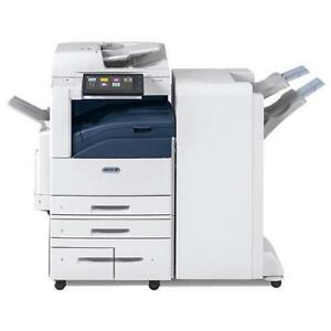 Demo Unit Xerox Altalink C8055 High Speed Color Multifunction Printer 11x17 12x18 55 PPM with Mobile Print Only 35 Pages