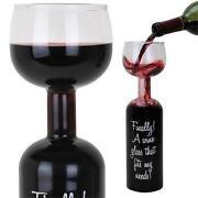 Glass Drinking Bottle