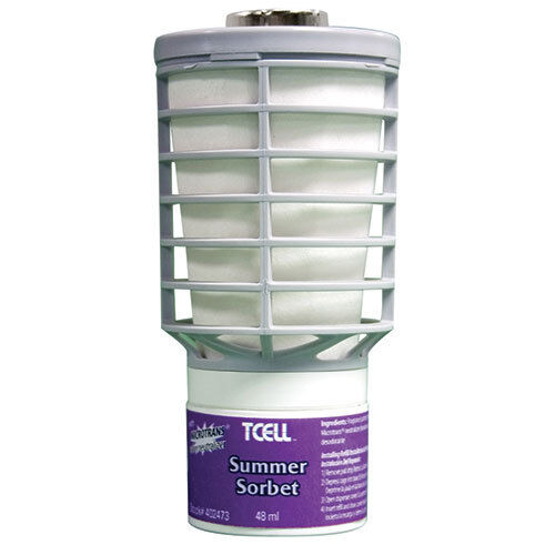 Refill for TCell Air Flow Fragrance - Summer Sorbet