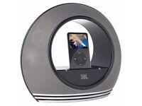 JBL Radial High Performance Loud Speaker Dock for iPod
