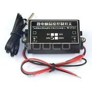 Adjustable Thermostat Switch