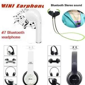 Weekly promotion! Wireless headset, Bluetooth headset, Wireless headphone,bluetooth headphone