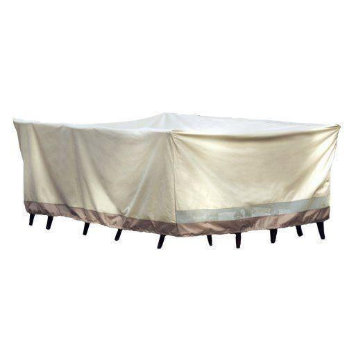Patio Table Cover Rectangle Ebay