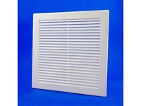 SPECIAL PRICE 25 Ventilation Grilles 300 x 300 with fly net