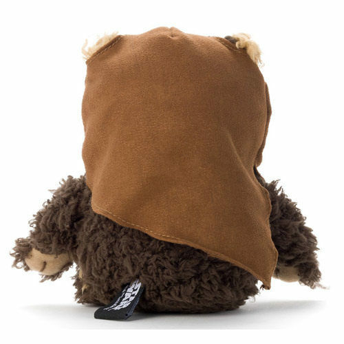 STAR WARS PLUSH DOLL BEANS COLLECTION WICKET EWOK TA23636