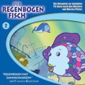 Der Regenbogenfisch 2. CD von Marcus Pfister (2004)
