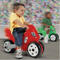 Step2 Ride-On Red Motorcycle