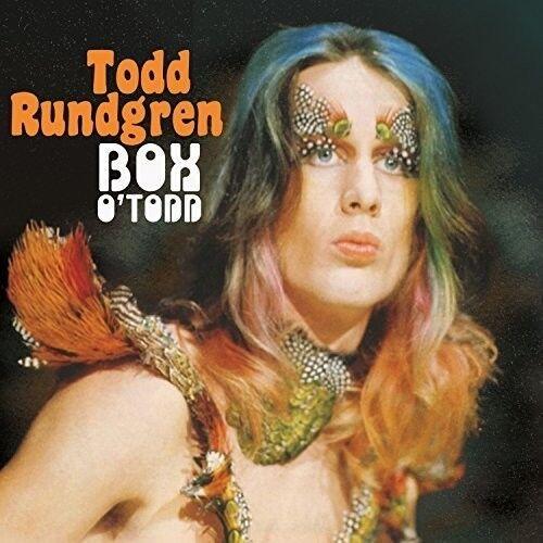 Todd Rundgren - Box O' Todd [New CD]
