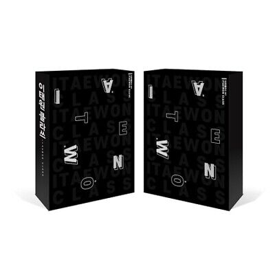Itaewon Class OST 2020 Korean JTBC TV Show K-Drama O.S.T CD+PhotoBook+Card+etc