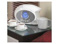 Swan Teasmade, The Clock and Tea Maker 600ML