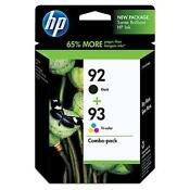 Hewlett Packard Cartridges 92 93