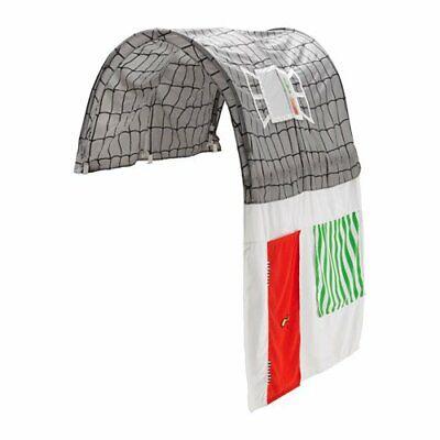 Tente pour lit KURA avec rideau Ikea Accessoire enfant