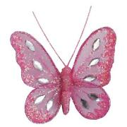 Butterfly Clip Decorations