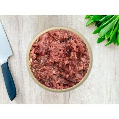 Raw Dog Food Mixed Meat Variety Box 20 x 500g packs10kg BoxRAW Frozen Dog Food
