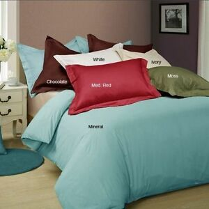 DUVET-COVER-AND-SHAMS-1800-Series-3-Piece-Duvet-Set-King-Queen-Full-Twin