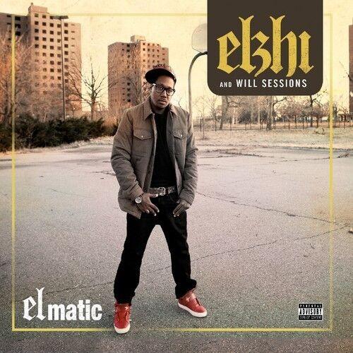 eLZhi - Elmatic [New CD]