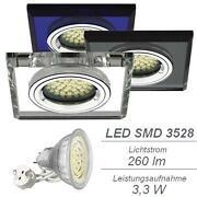 LED Einbaustrahler 12V