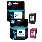 HP 300 Twin Pack
