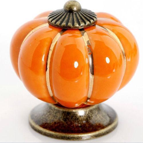Orange Cabinet Knobs Ebay