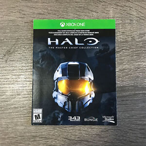 Halo: The Master Chief Collection Xbox One Digital Download Code