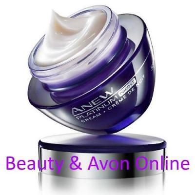 Avon Anew PLATINUM Night Cream  **Beauty & Avon Online** ()