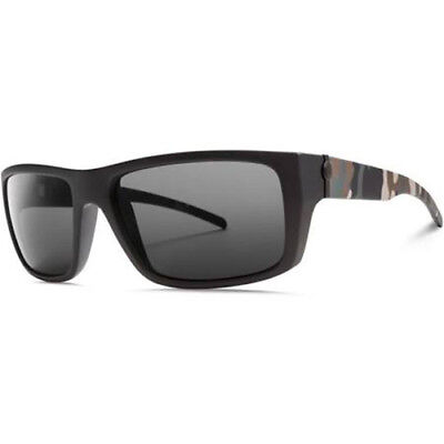 Electric Visual Sixer Matte Black Camo / OHM Grey Sunglasses