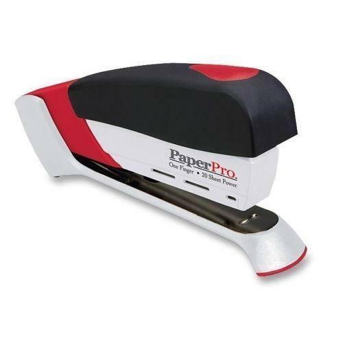 paper pro stapler Experience the power of paperprocom we turn mundane tasks into feel good experiences & office supplies into works of art.