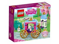 LEGO 6135847 Disney Princess Pumpkin's Royal Carriage Playset: Brand new and unopened