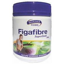 Wonderfoods FigaFibre 240g - SHORT DATED STOCK CLEARANCE Wondai South Burnett Area Preview