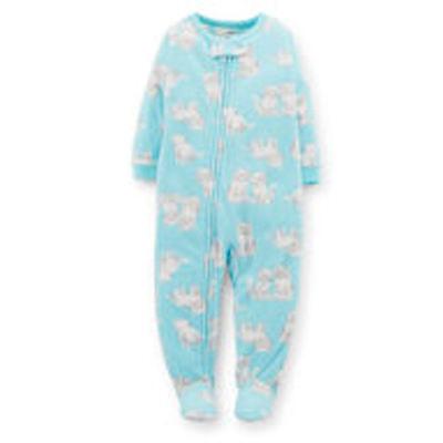 Osh Kosh/Carters Polar Fleece Girls pyjamas size 2-6 years