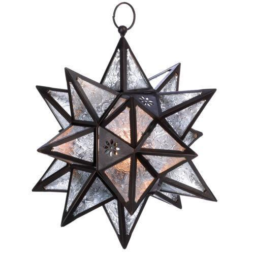 Moroccan star light ebay