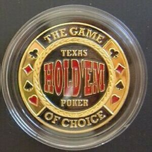 Casino gold texas holdem poker